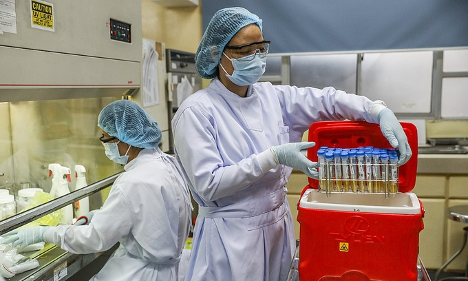 22.10 - Общее число случаев COVID-19 во Вьетнаме составляет 1148
