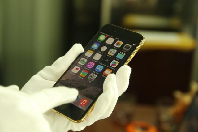 Особенность поклонников iPhone 6 во Вьетнаме