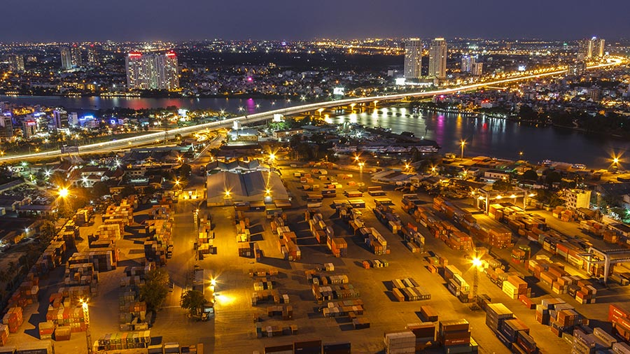 Положительное сальдо торгового баланса Вьетнама за первые два месяца достигло почти $2 млрд.