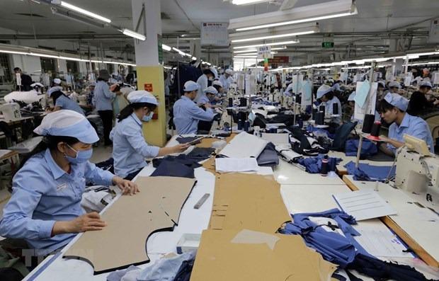 Экспорт швеино-текстильных изделии достиг 5,3 млрд. долларов США hinh anh 1