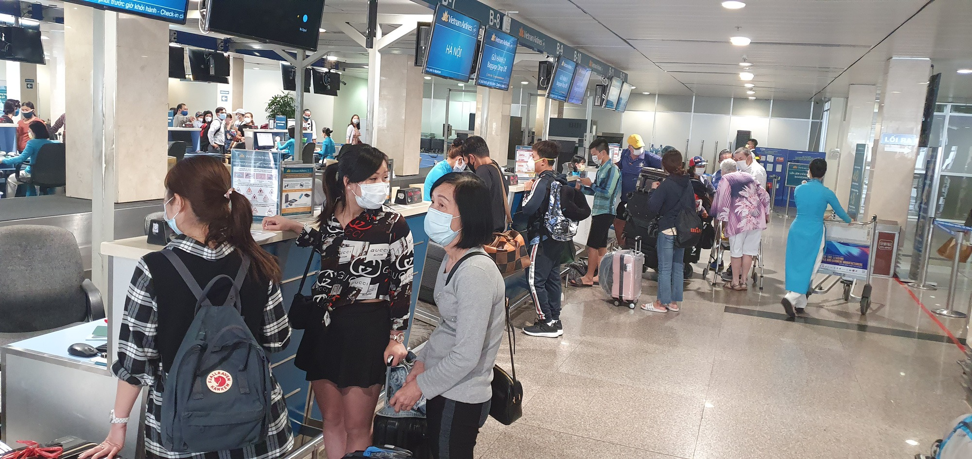 Vietnam Airlines cuts number of domestic flights to 8 over COVID-19 epidemic