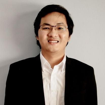 Hoang Nguyen, cofounder of thuocsi.vn. Photo courtesy of Hoang Nguyen.