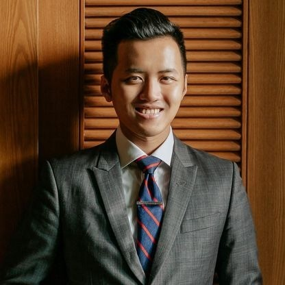 Han Ngoc Tuan Linh, CEO of VSV Capital. Photo courtesy of Han Ngoc Tuan Linh.